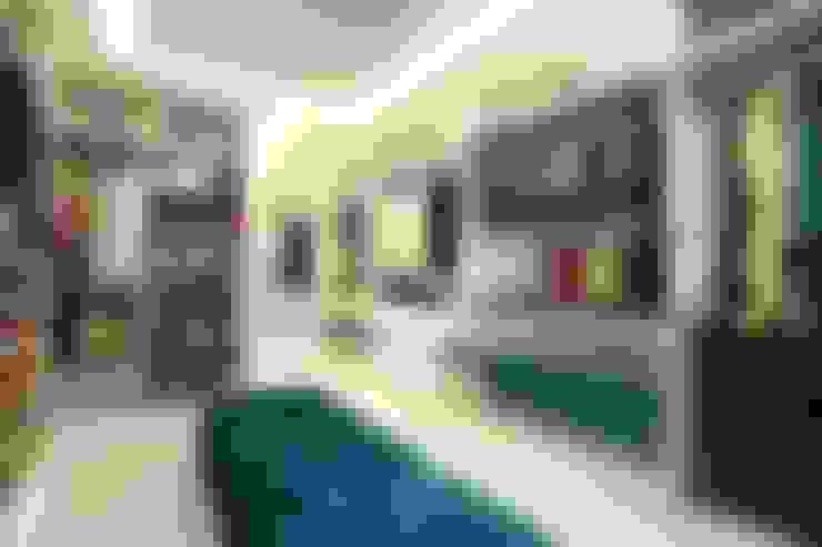 غرفة الملابس تنفيذ Rodrigo Maia Arquitetura + Design