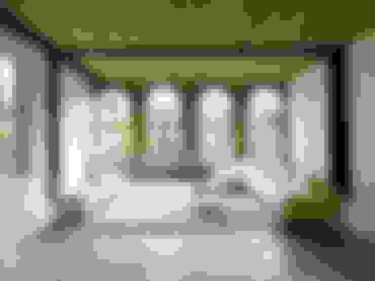 Sala de estar  por USM Möbelbausysteme