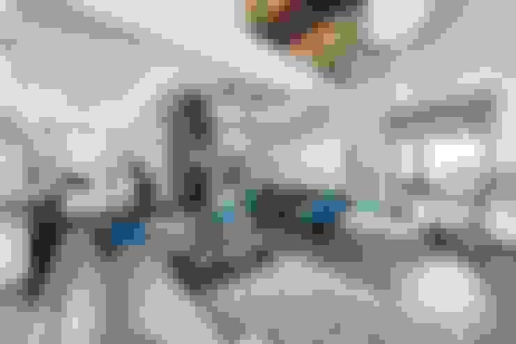 Гостиная:  в . Автор – Студия дизайна 'Mart.Studio'