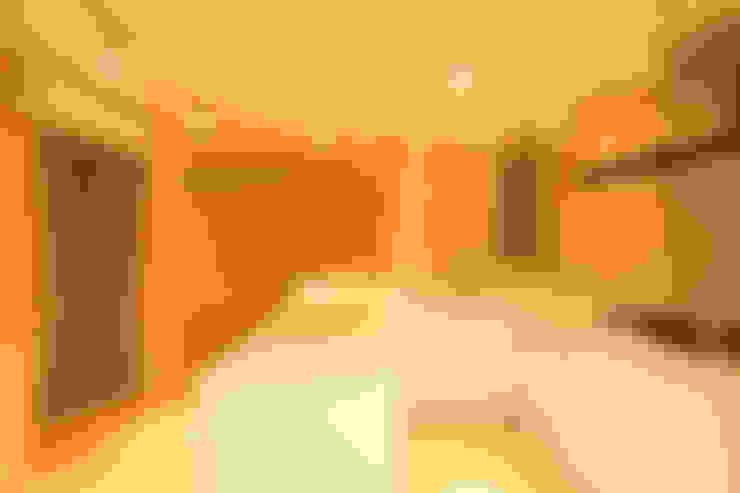 주방: 홍예디자인의  주방