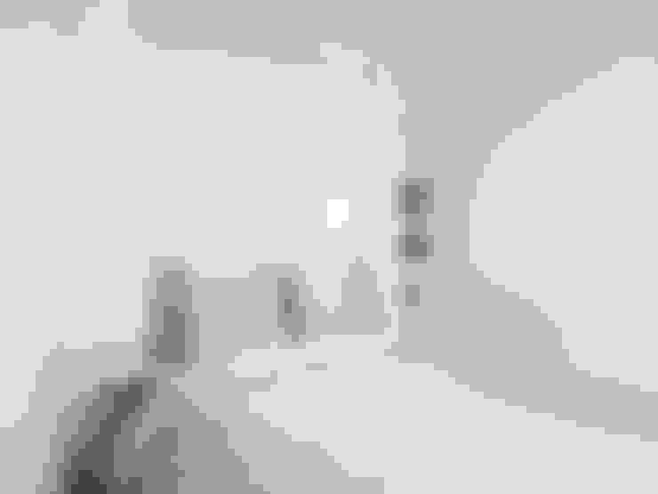 Спальни в . Автор – Studio Pan