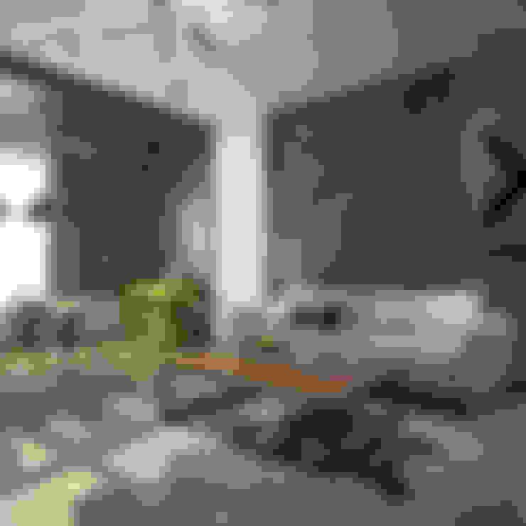 Living room by Pavel Alekseev