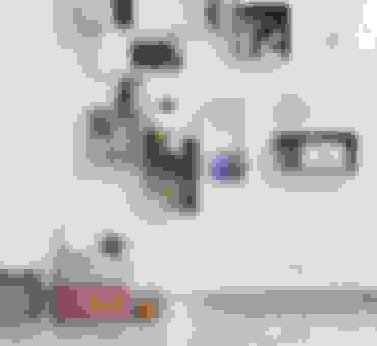 Le mensole moderne per decorare pareti e stanze
