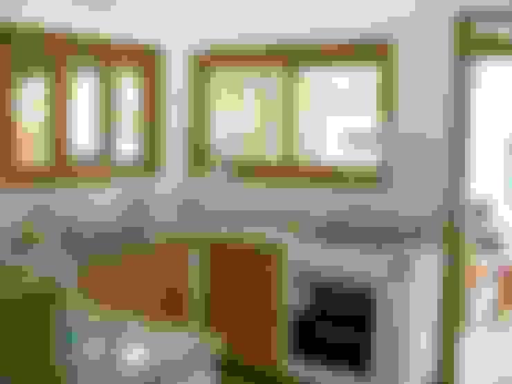 Casa em Juquey: Cozinhas  por Metamorfose Arquitetura e Urbanismo
