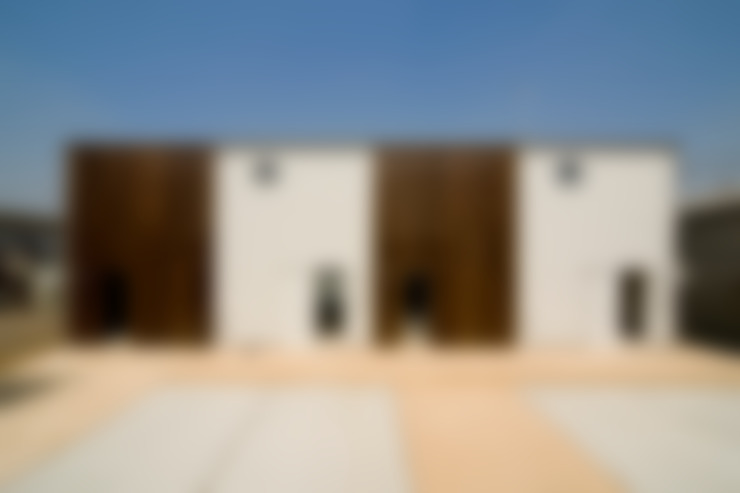 sora 外観: 一級建築士事務所 感共ラボの森が手掛けた家です。