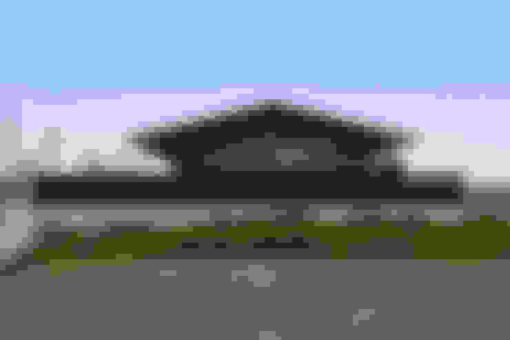 Rumah by 青木昌則建築研究所