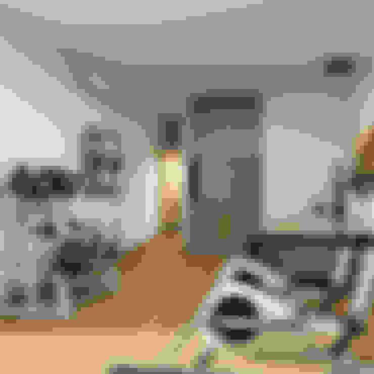 ARTHUR&MILLER – Novo Maison Bodrum:  tarz Fitness Odası