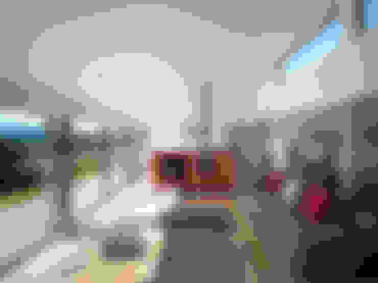Simon Winstanley Architects:  tarz Oturma Odası