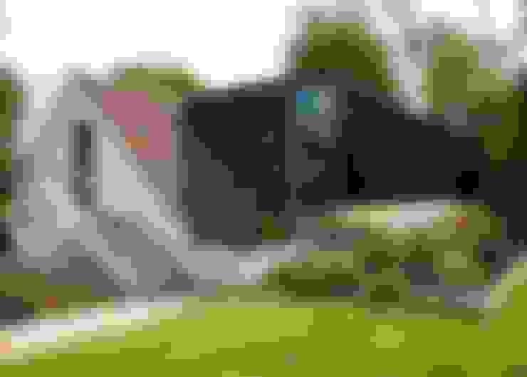 Projekty,  Domy zaprojektowane przez Wildblood Macdonald