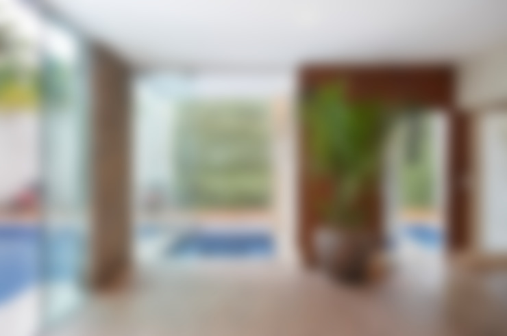 Spa de estilo  de Arquitetura e Interior