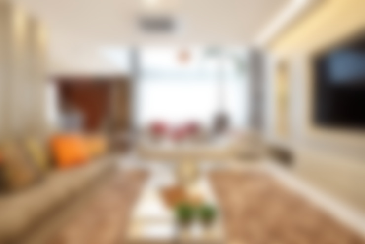 Salones de estilo  de Arquitetura e Interior