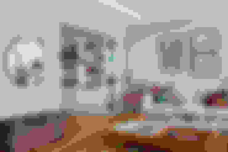 Sala de estar: Salas de estar  por Da.Hora Arquitetura