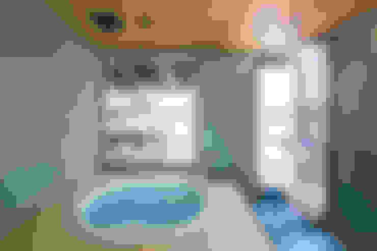 浴室 by murase mitsuru atelier
