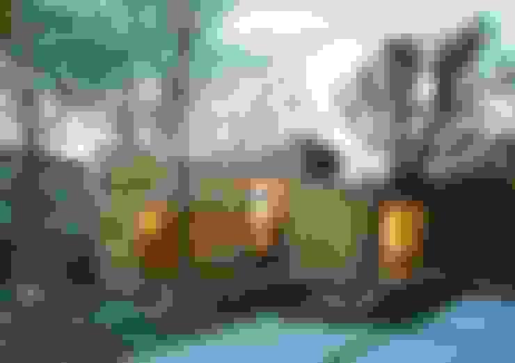 Giardino in stile  di IBC DESIGN