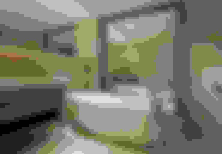 Banheiros  por Estudio Sespede Arquitectos