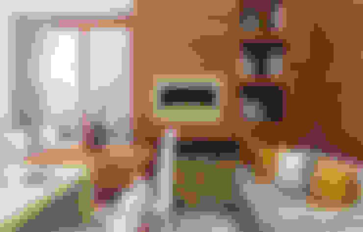 Salas de estilo  por redesign lab