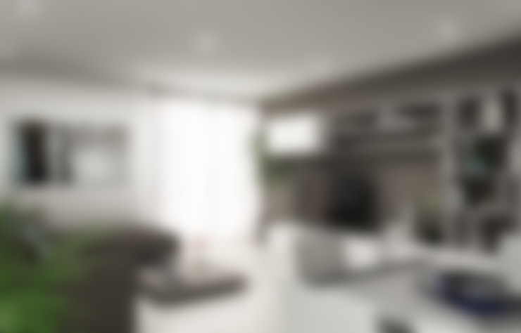 Salas / recibidores de estilo  por redesign lab