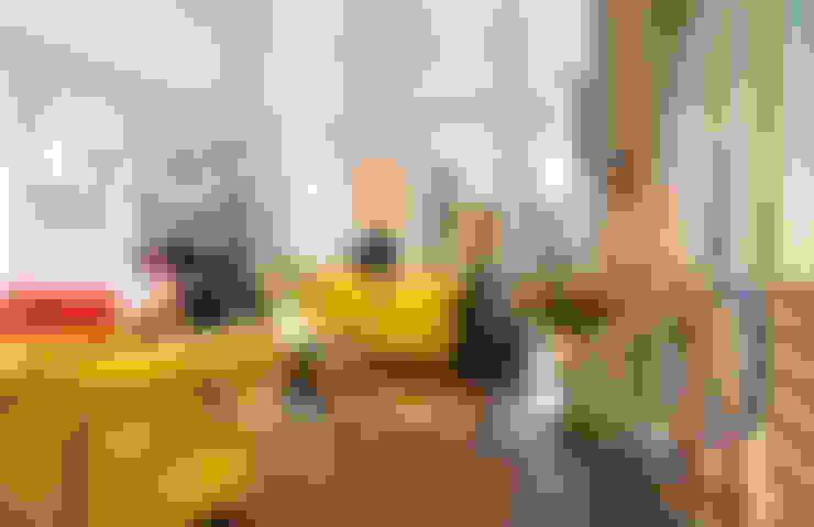 Гостиная в . Автор – Haacke Haus GmbH Co. KG