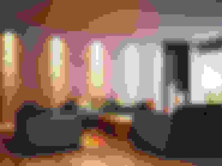 Paredes y pisos de estilo  por A EXCLUSIVA - Sustainable Buildings Materials
