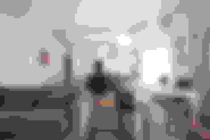 غرفة السفرة تنفيذ Modularis Progettazione e Arredo