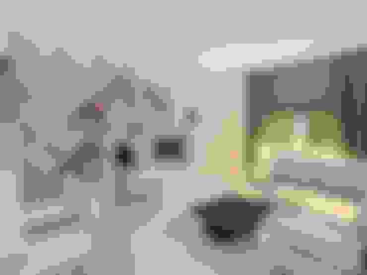 PRATIKIZ MIMARLIK/ ARCHITECTURE – HKC Evi:  tarz Oturma Odası