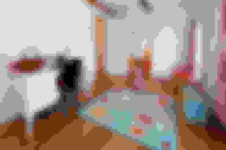Bijzondere kinderverdieping:  Kinderkamer door Studio evo