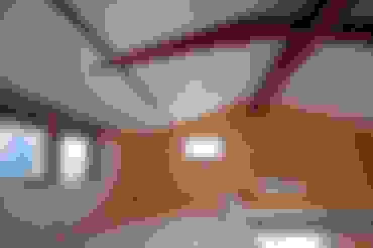 ロフト: studio junaが手掛けた和室です。