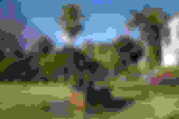 Jardines de estilo  por Laura Mourão Arquitetura da Paisagem