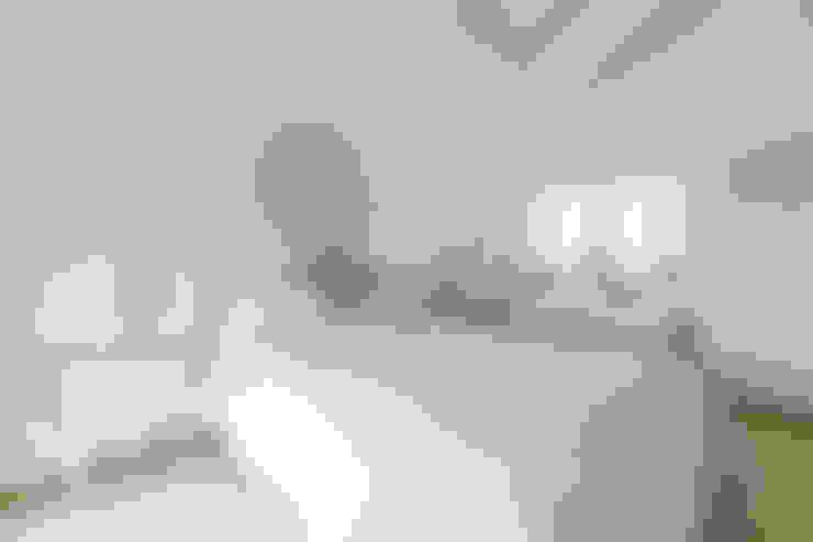Projekty,  Sypialnia zaprojektowane przez SDA Architecture Ltd