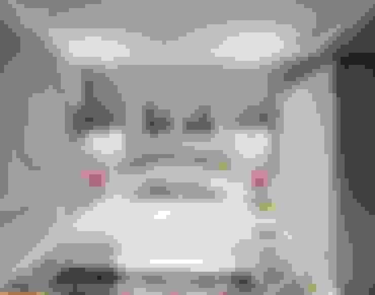 Спальни в . Автор – PLANiUM