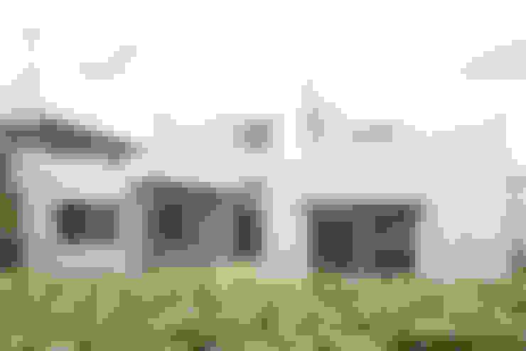 Дома в . Автор – M設計工房