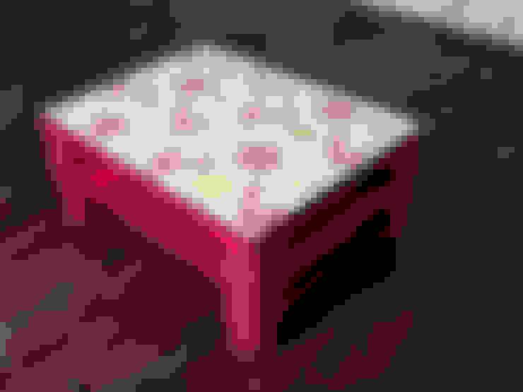 Гостиная в . Автор – Tailormade Furniture
