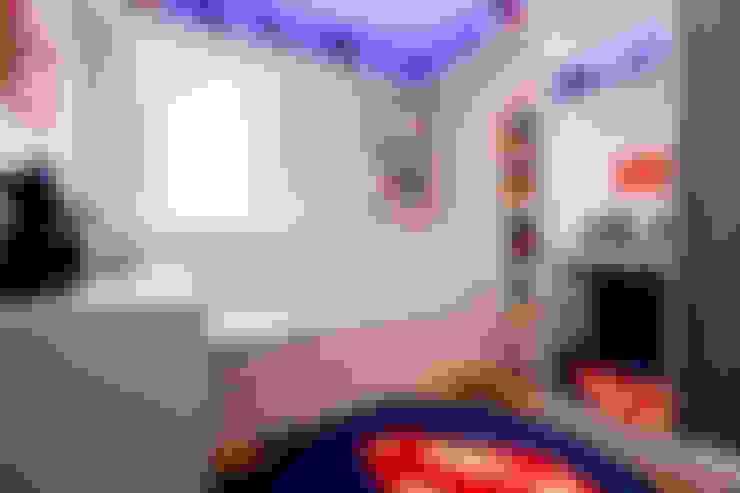 Nursery/kid's room by Biarari e Rodrigues Arquitetura e Interiores