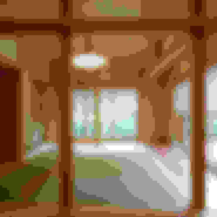Гостиная в . Автор – M設計工房
