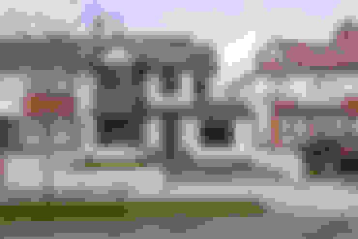 Дома с террасами в . Автор – GK Architects Ltd