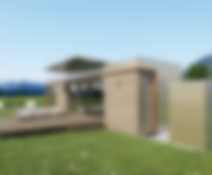 Дома в . Автор – Pilzarchitektur