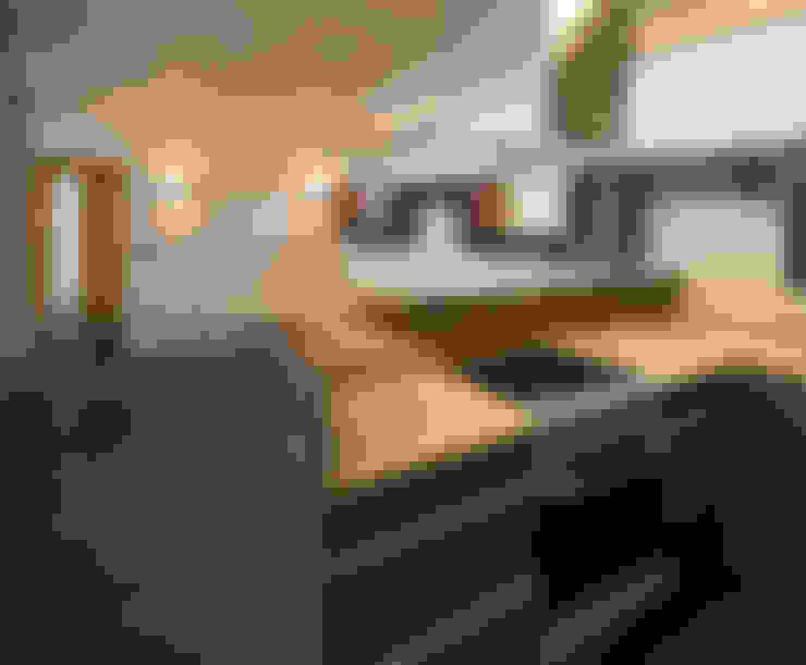 Гостиная в . Автор – Pilzarchitektur