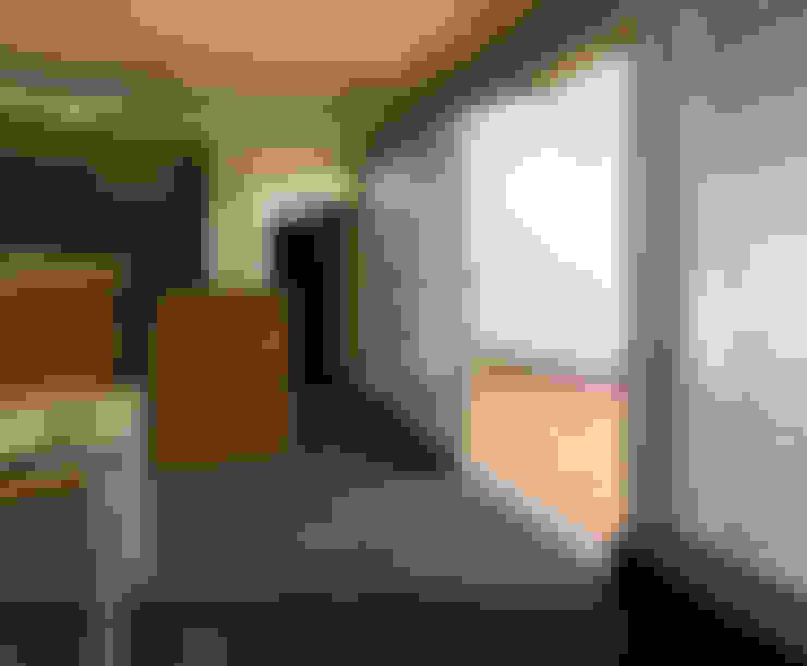 Столовая комната в . Автор – Pilzarchitektur