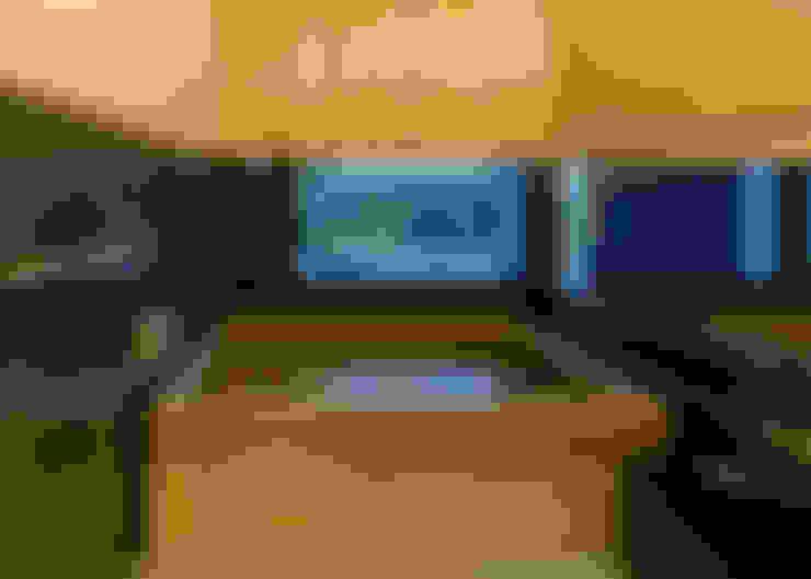Baños de estilo  de Egawa Architectural Studio