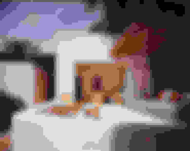 Casas de estilo  por BR  ARQUITECTOS