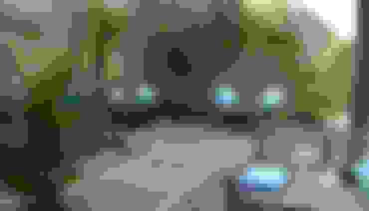 Buffet: Jardins de inverno  por A Varanda Floricultura e Paisagismo