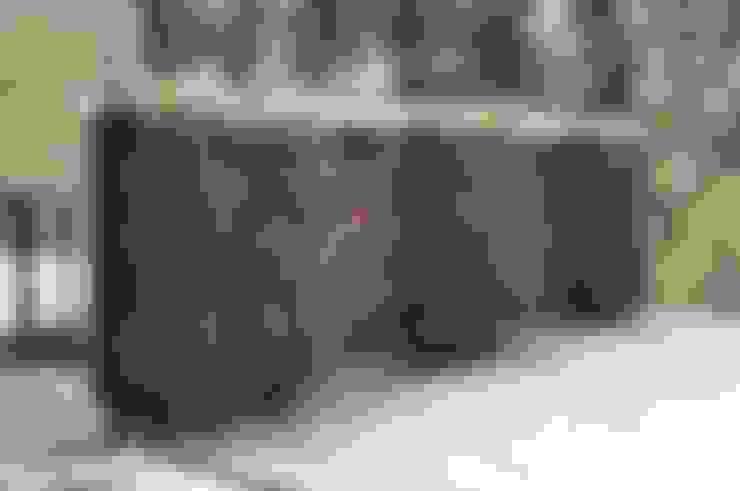 庭院 by A Varanda Floricultura e Paisagismo