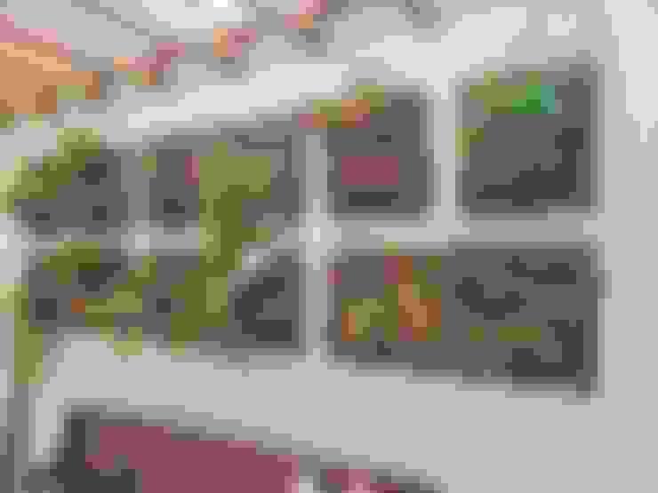 Anexos de estilo  por A Varanda Floricultura e Paisagismo