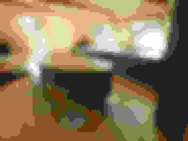 Дома: Кухни в . Автор – DOMESPACE VOSTOK