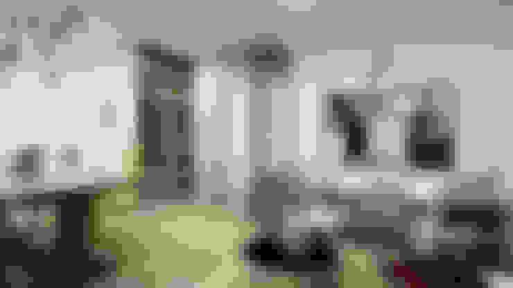 Living room by MONOstudio