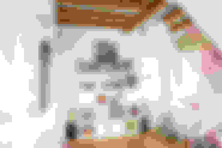 Projekty,  Pokój dziecięcy zaprojektowane przez raumatmosphäre pantanella