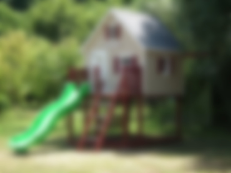 Minik Ev – Victorian Loft:  tarz Bahçe