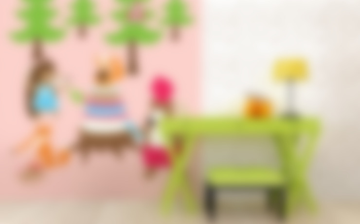 Quarto de crianças  por Designstudio DecorPlay