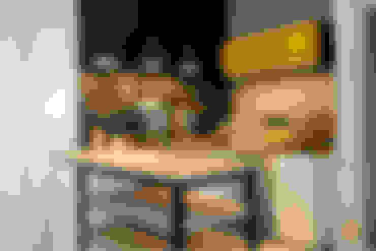Cocinas de estilo  por Blok projekt
