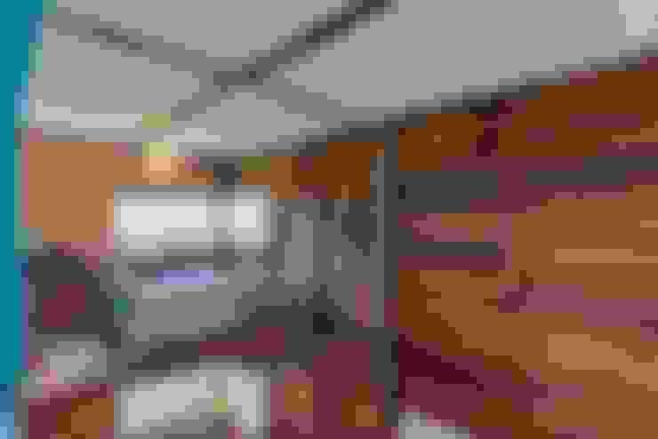 Dormitorios de estilo  por Ferraro Habitat